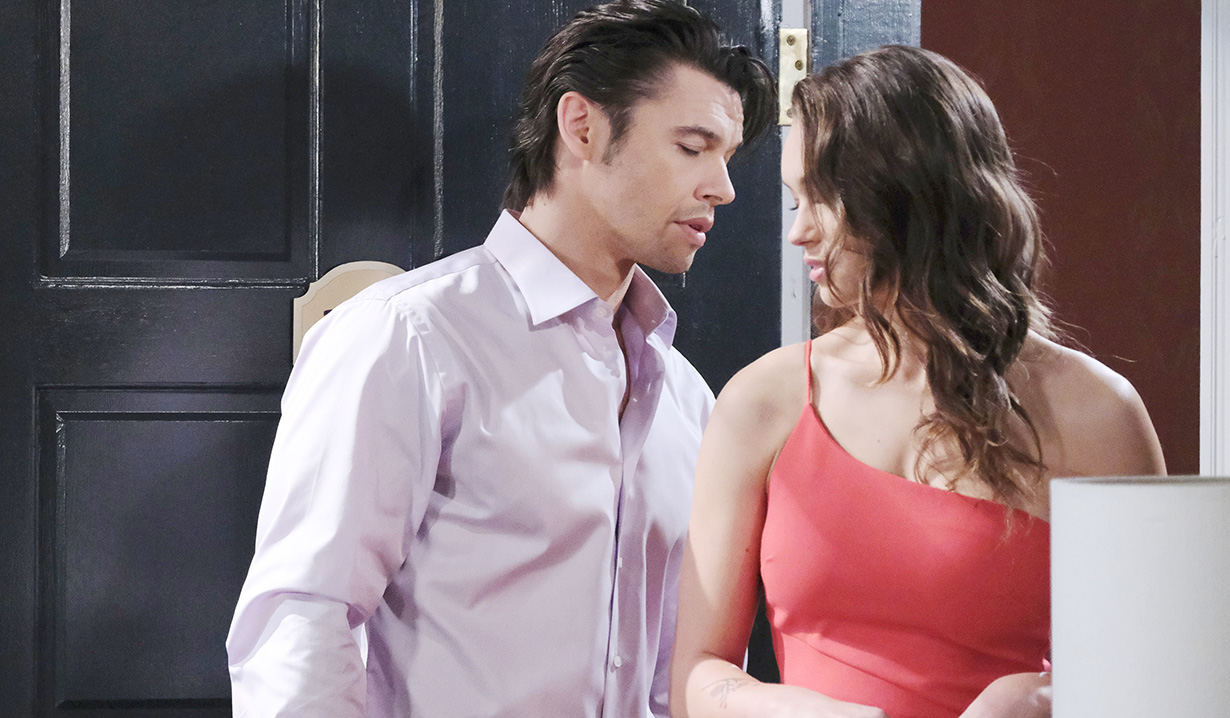 "Paul Telfer ""Days of our Lives"""