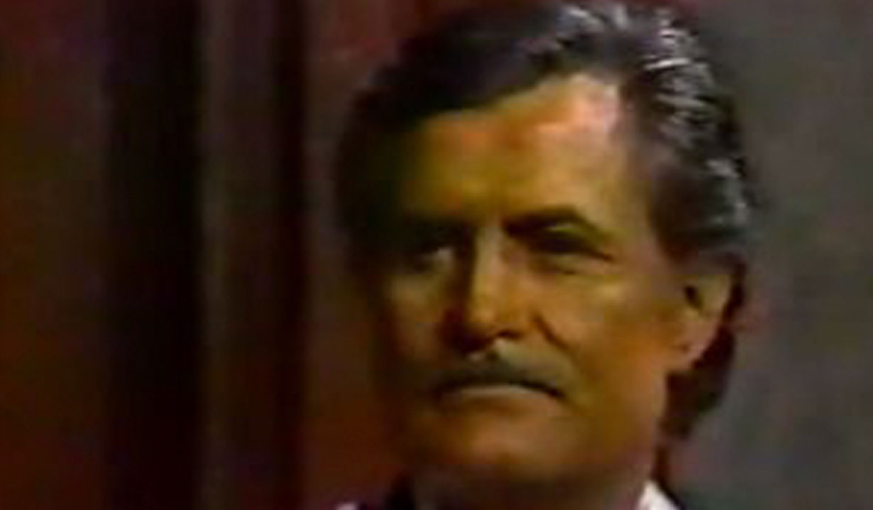Early shot of Victor Kiriakis on Days of our Lives