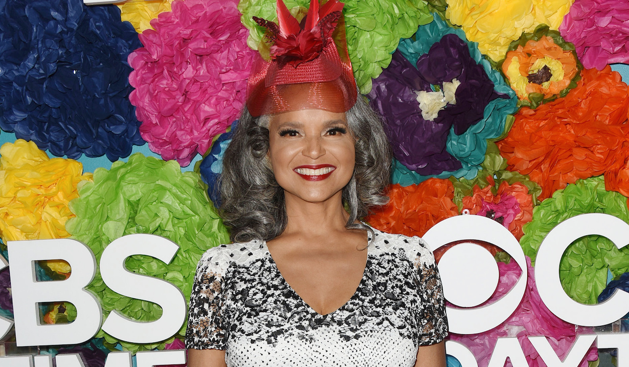 young and restless victoria rowell cast role