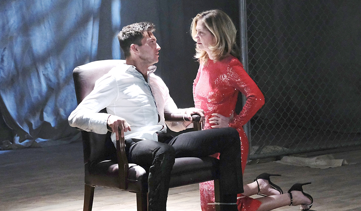 Days of our Lives' Kassie DePaiva & Robert Scott Wilson Speak Out on Filming Ben's Torture Scenes: 'We Were Exhausted!'