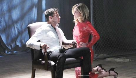 Ben, Eve torture scenes Days