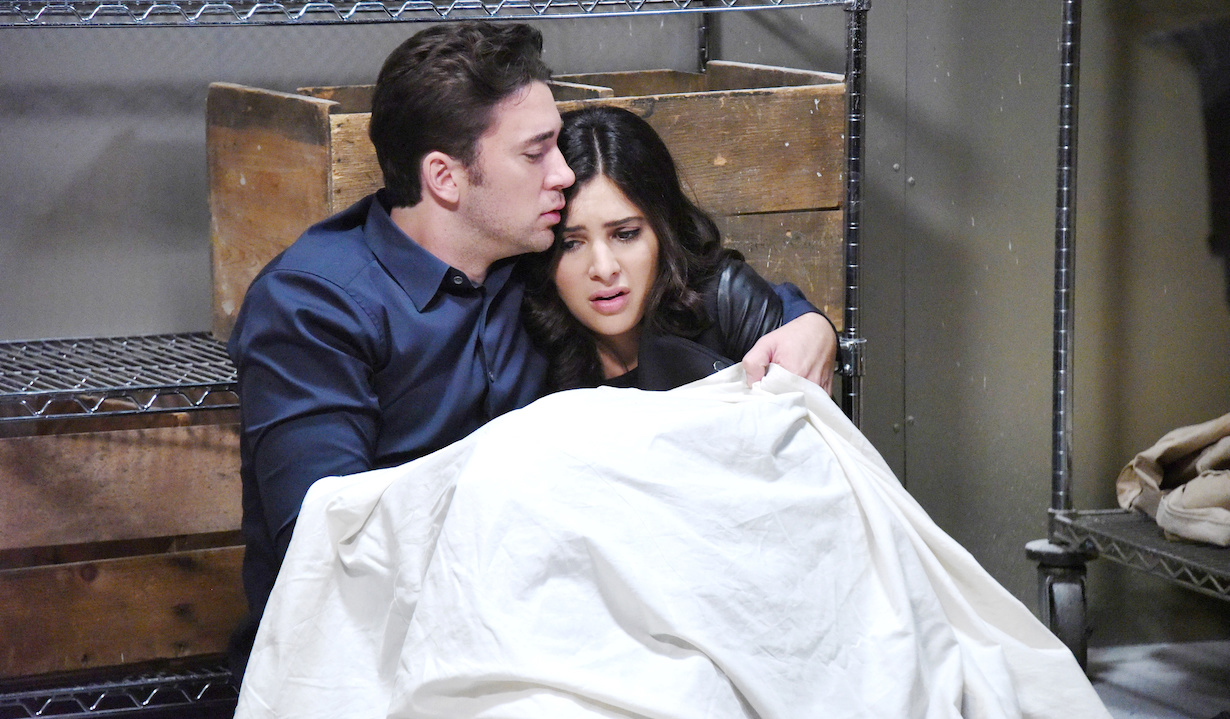 "Billy Flynn, Camila Banus ""Days of our Lives"" xj"