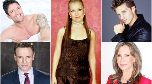 Soap stars first roles forgettable photos