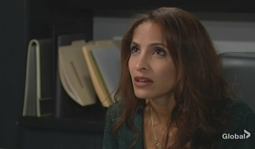 Lily disagree Billy Y&R
