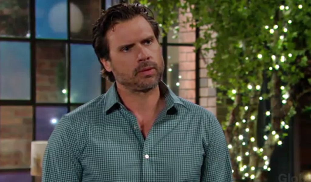 Nick argues with Victor Y&R