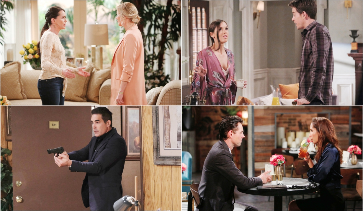 8-22-20 spoilers for bold and beautiful days of our lives general hospital young and restless