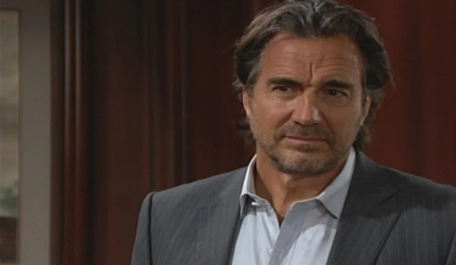 Ridge squints at Brooke B&B