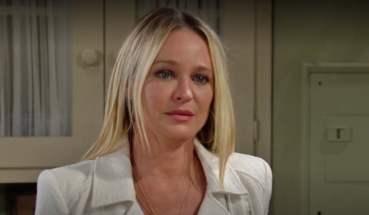 Sharon at the farm Y&R