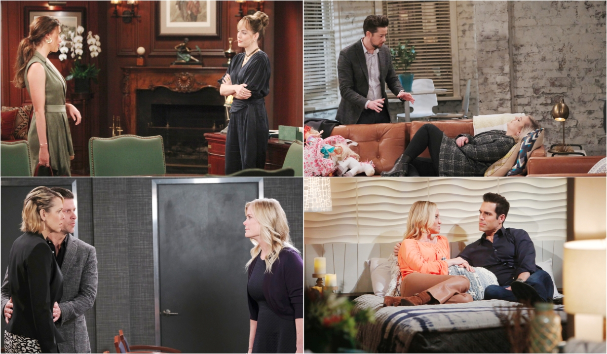 8-29-20 spoilers for bold and beautiful days of our lives general hospital young and restless