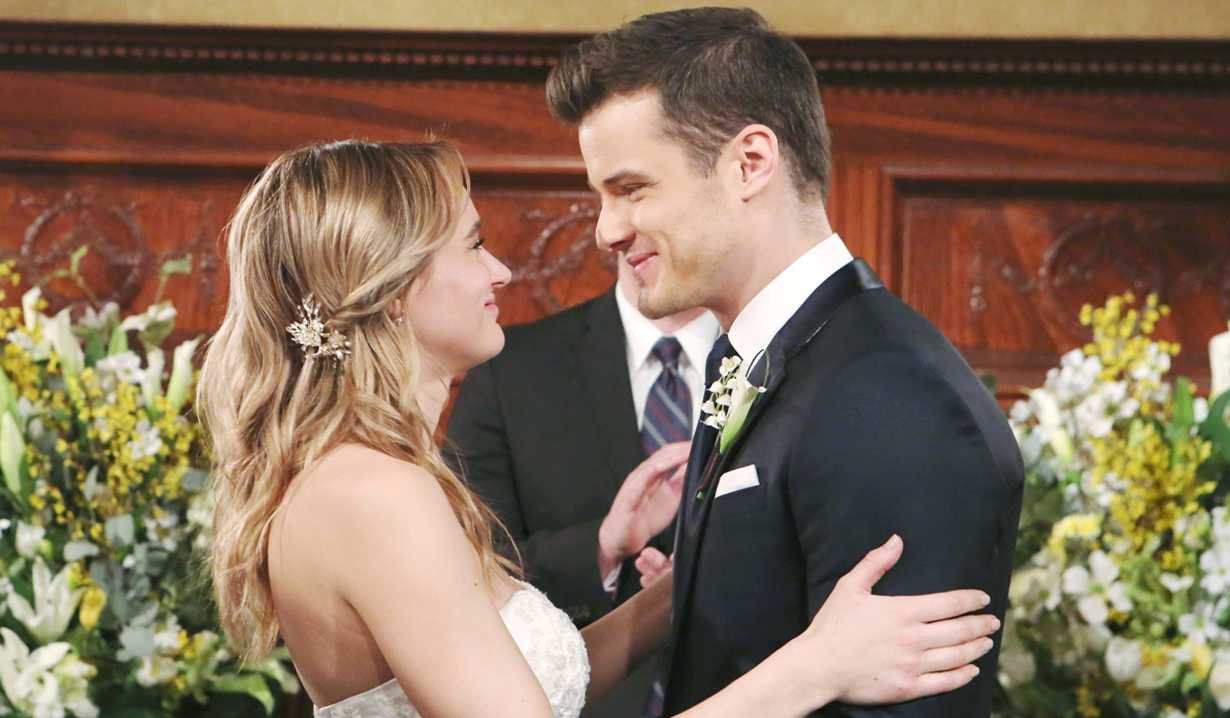 Summer, Kyle wedding Y&R