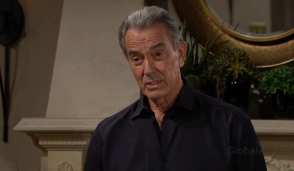 Victor telsl Chelsea he was protecting Adam at ranch Young and Restless