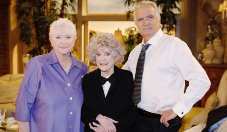 "Susan Flannery, John McCook, Phyllis Diller ""The Bold and the Beautiful"" ss"