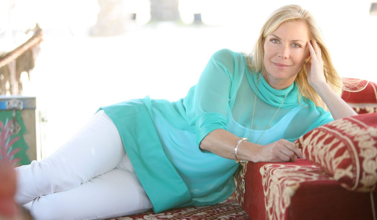 """Katherine Kelly Lang """"The Bold and the Beautiful"""" brooke gallery ss"""