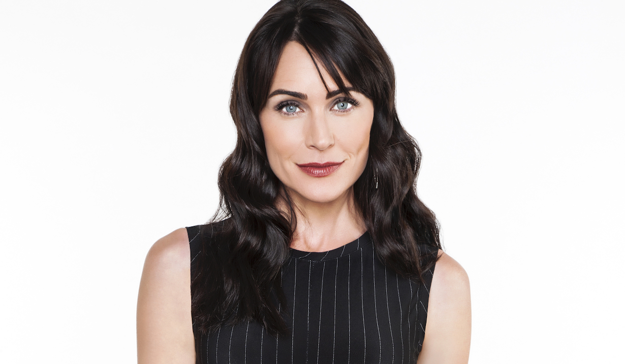 Rena Sofer as Quinn Fuller on Bold and Beautiful