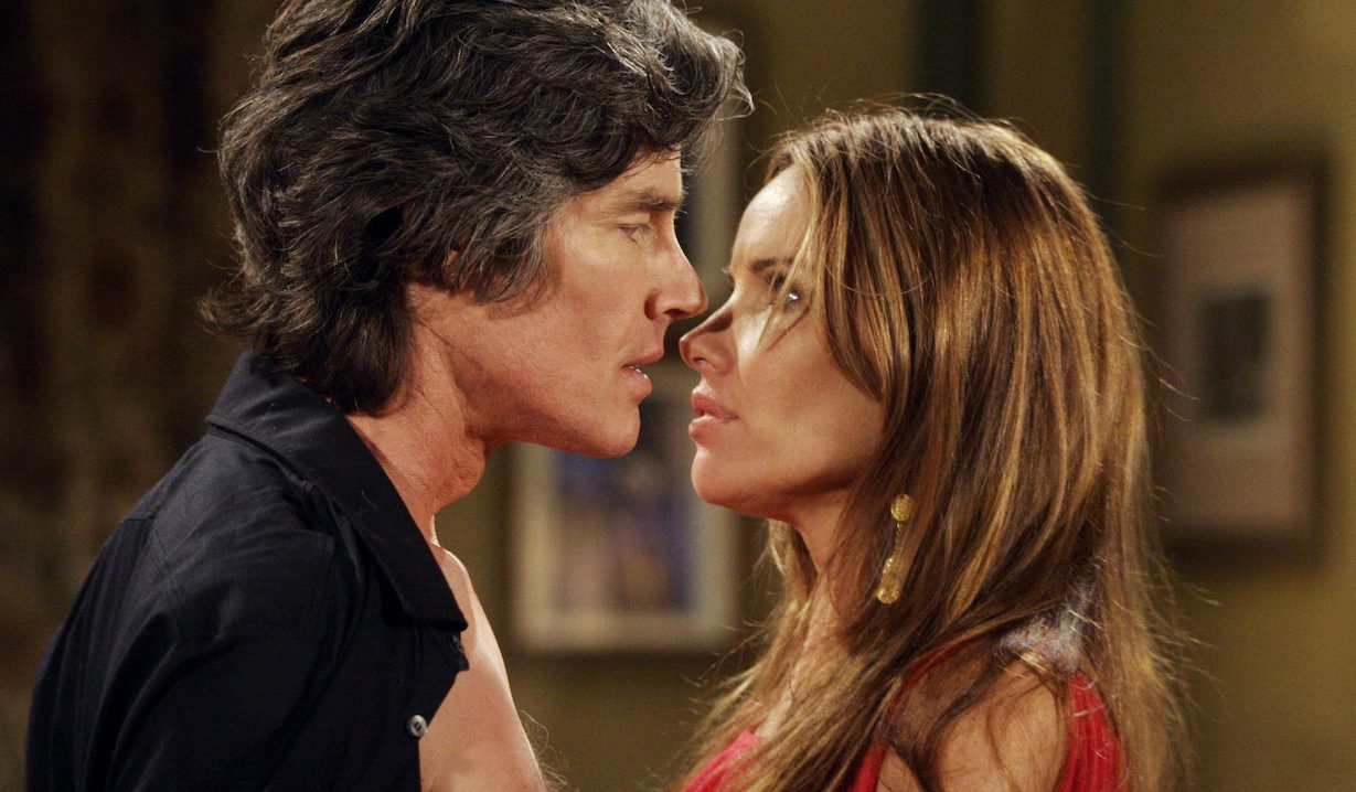 "Sarah Buxton, Ronn Moss ""The Bold and the Beautiful"" brian lowe"