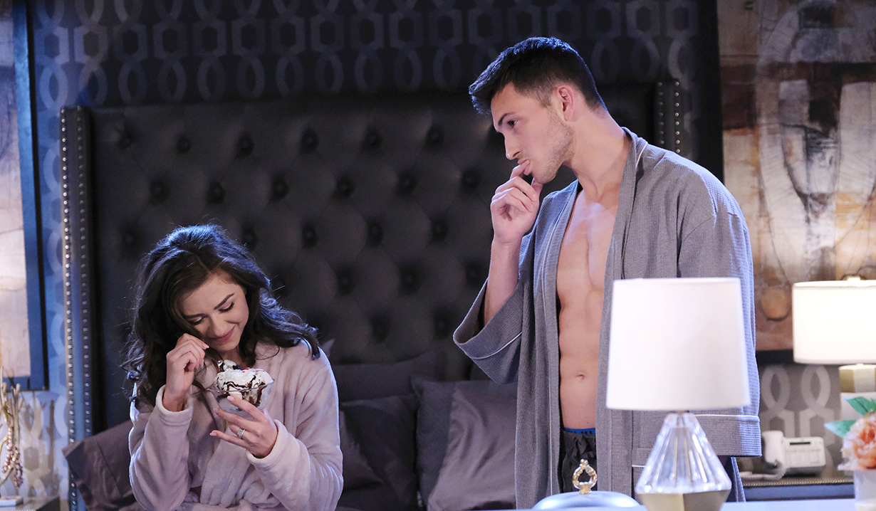 ben and ciara dessert days of our lives