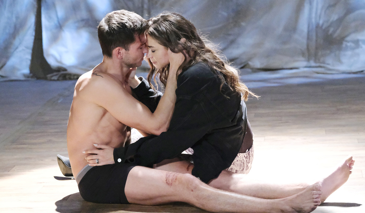 Ciara and Ben reunite on Days of our Lives