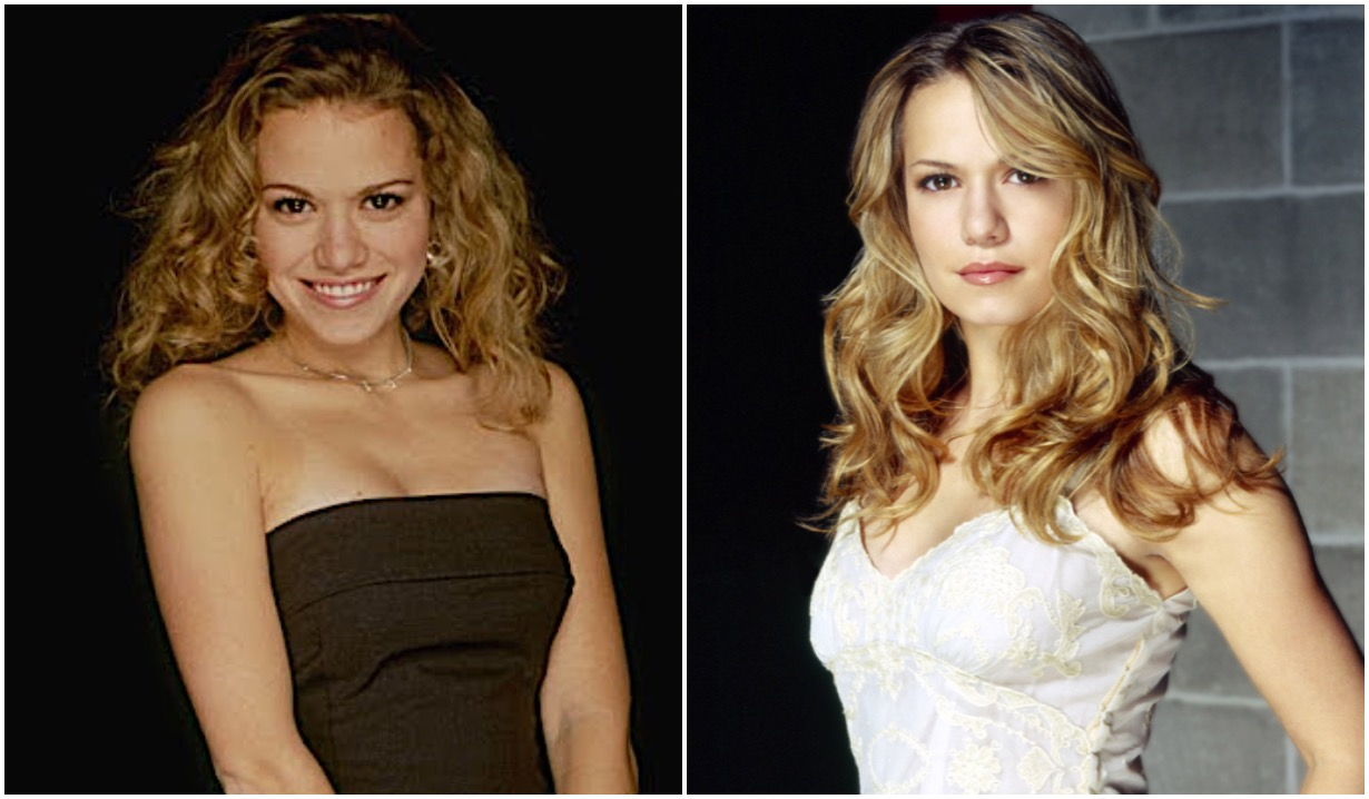 bethany joy lenz then now