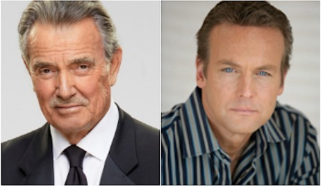 young restless eric braeden defends doug davidson contract