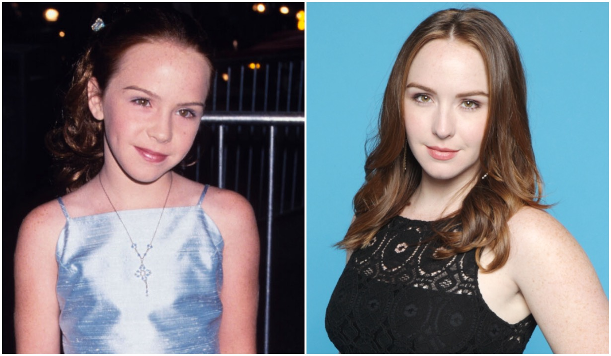 camryn grimes then now