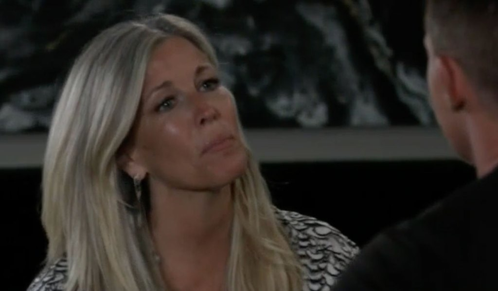Carly worries for Sonny on GH