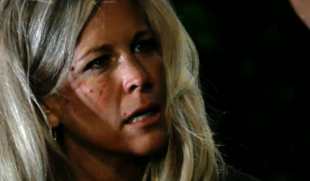 Carly confesses to Jax on GH