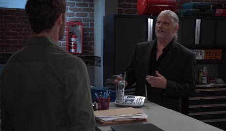Cyrus wants to make Brando an offer on GH
