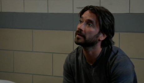 Dante is resigned to stay a prisoner forever on GH