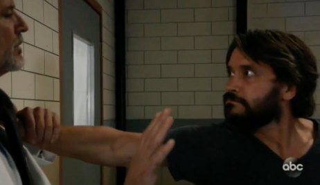 Dante attacks his doctor on GH