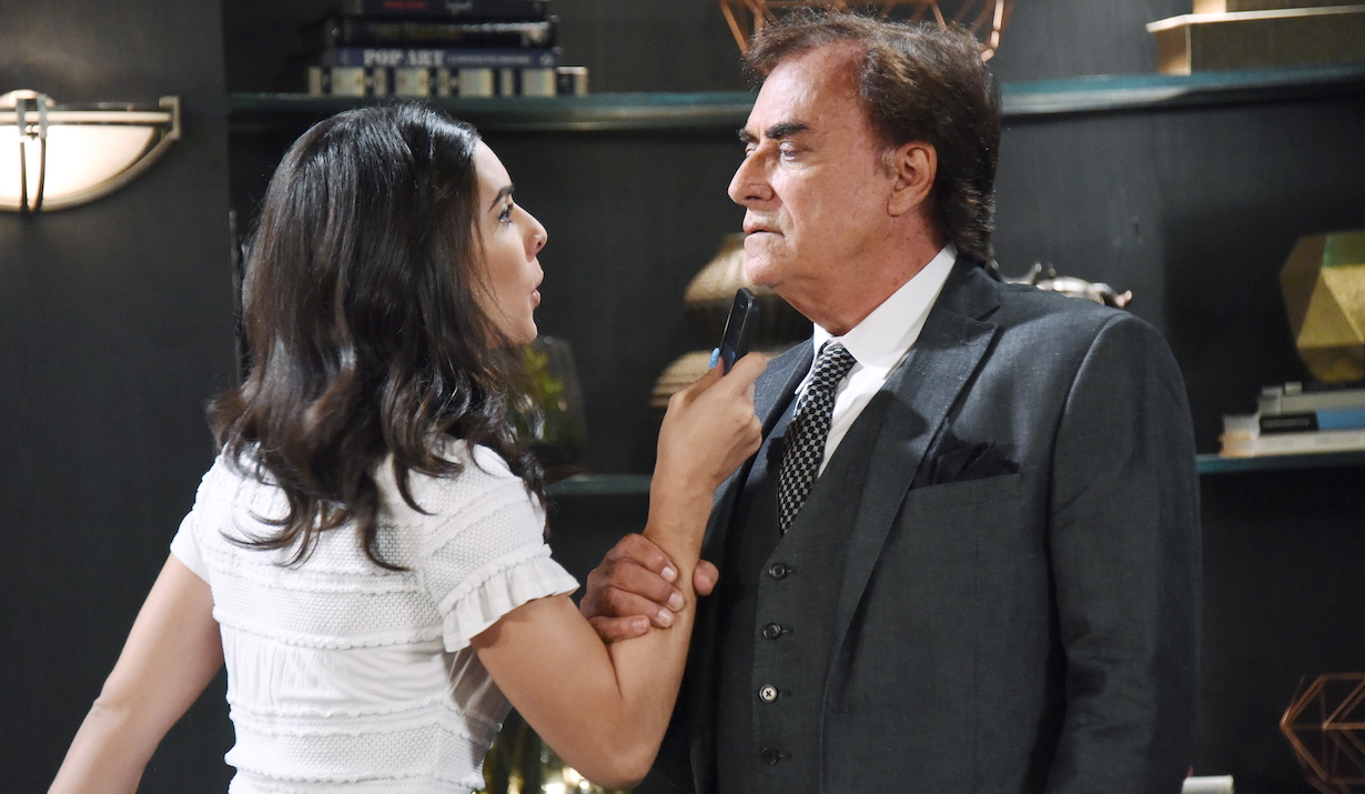"Thaao Penghlis, Camila Banus ""Days of our Lives xj"