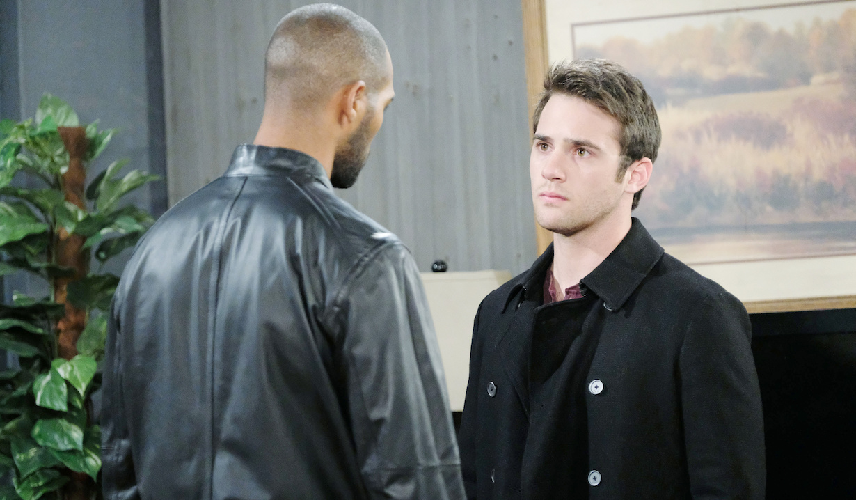 """Casey Moss """"Days of our Lives"""" jj xj"""