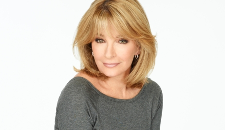 DAYS OF OUR LIVES -- Season: 45 -- Pictured: Deidre Hall as Marlena -- Photo by: Mitchell Haaseth/NBC