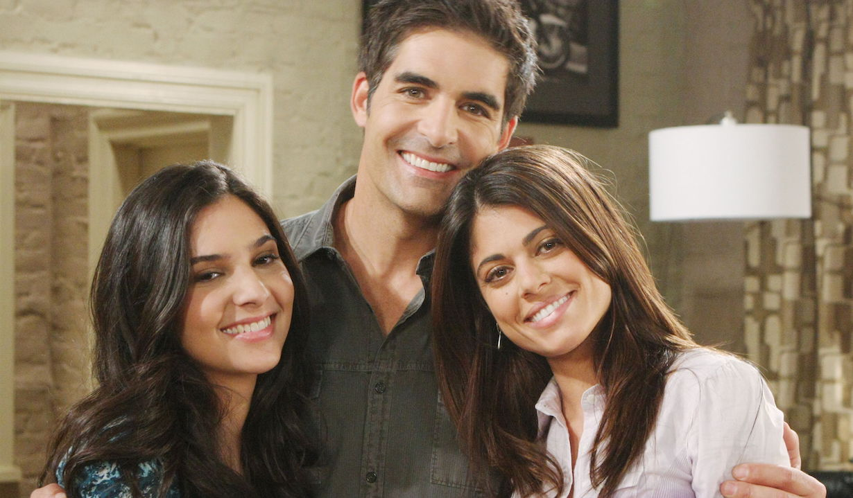 "Galen Gering, Lindsay Hartley, Camila Banus ""Days of our Lives"" skipper"
