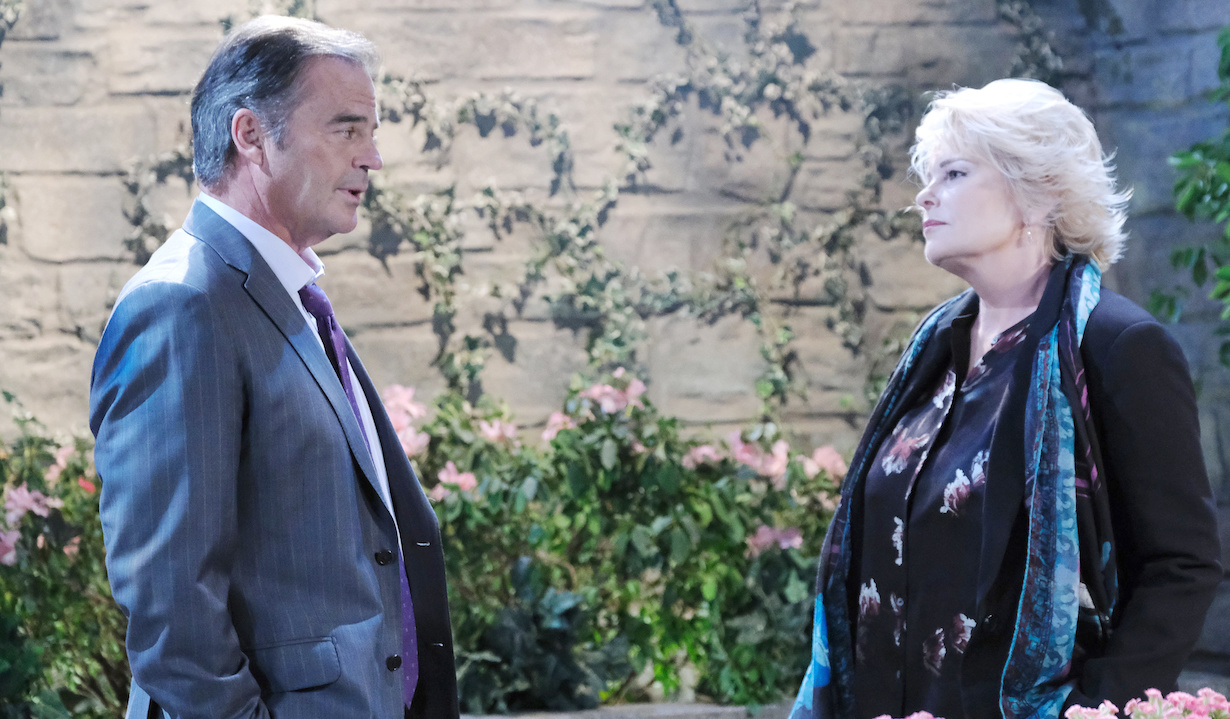 "Wally Kurth, Judi Evans ""Days of our Lives"" bonnie justin xj"