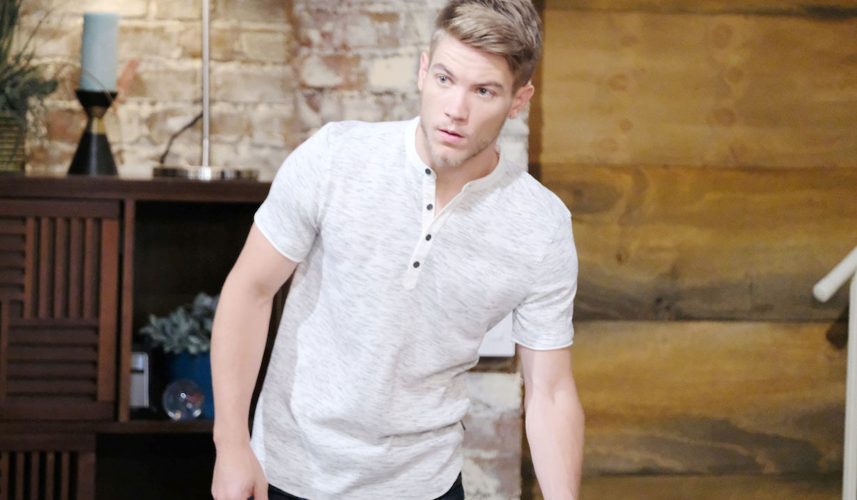 Lucas Adams as Tripp Johnson on Days of our Lives