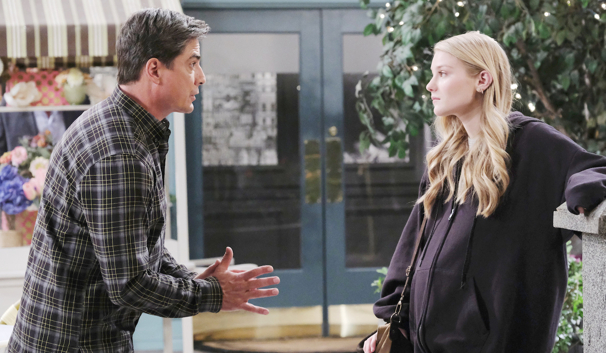 "Lindsay Arnold, Bryan Dattilo ""Days of our Lives"" xj"
