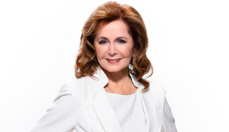DAYS OF OUR LIVES -- Season: 54 -- Pictured: Suzanne Rogers as Maggie Horton -- (Photo by: Chris Haston/NBC)