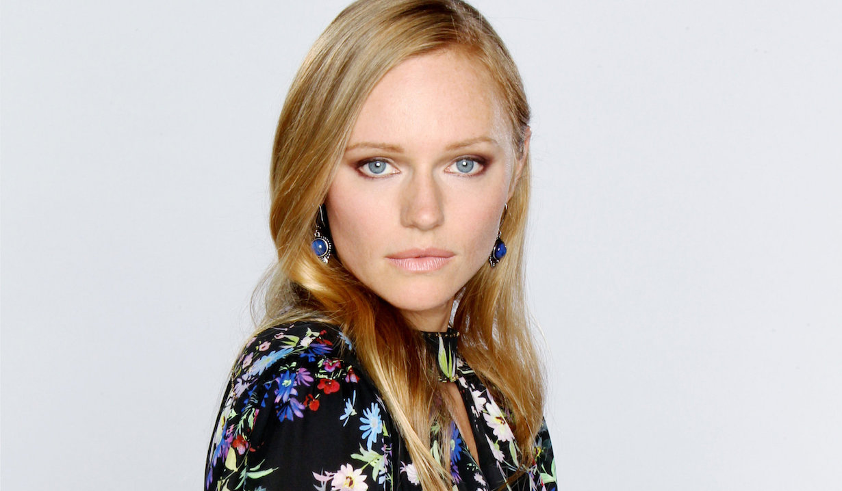 "Marci Miller ""Days of our Lives"" abigail gallery hw"