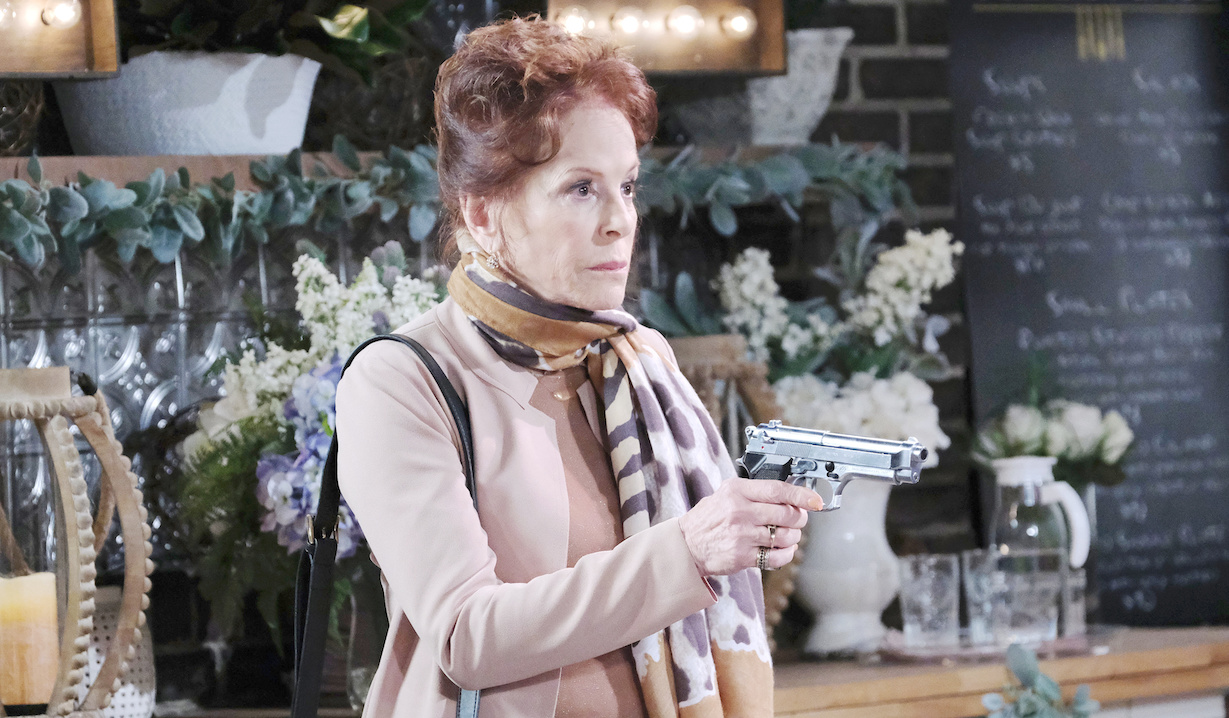 "Louise Sorel ""Days of our Lives"" gun xj vivian"