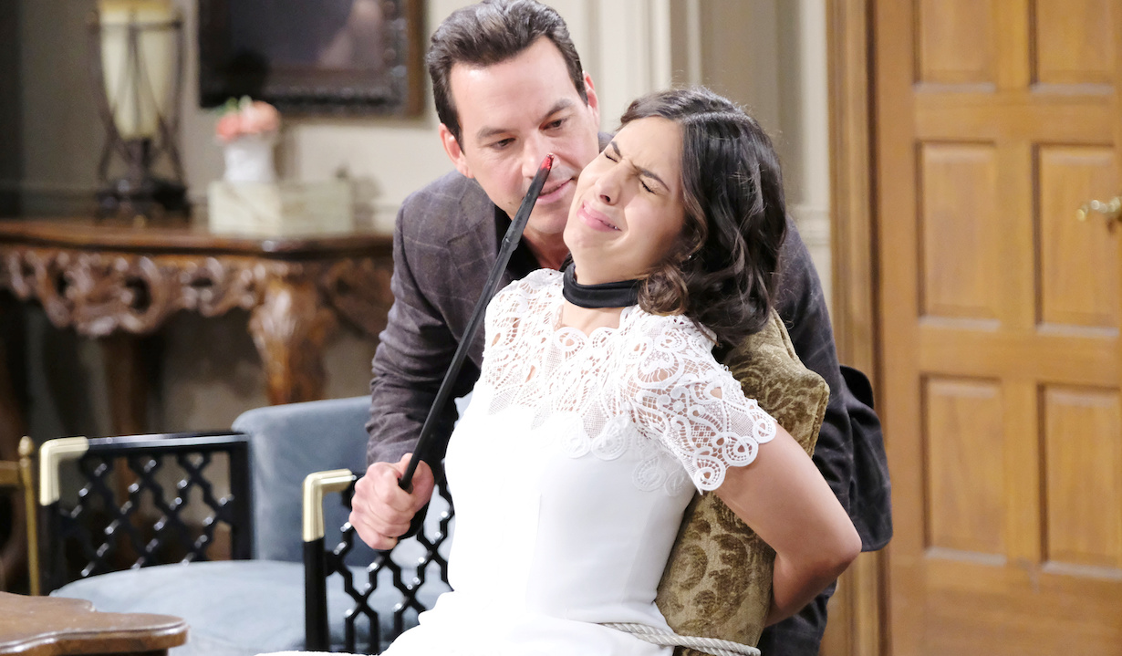 "Camila Banus, Tyler Christopher ""Days of our Lives"" xj"