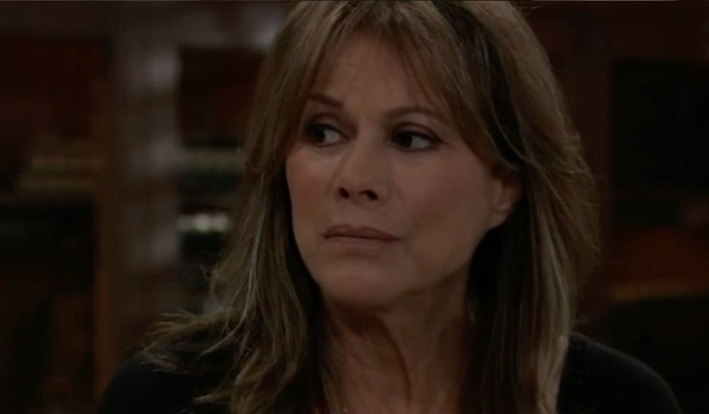 Alexis and Diane wonder how to get her license back on GH