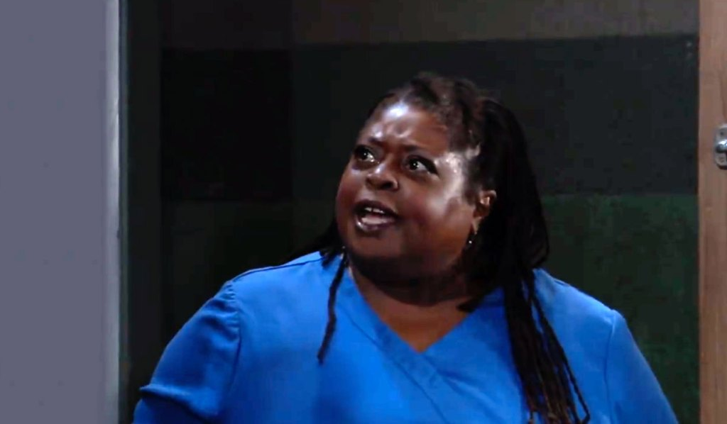 Epiphany is furious on GH