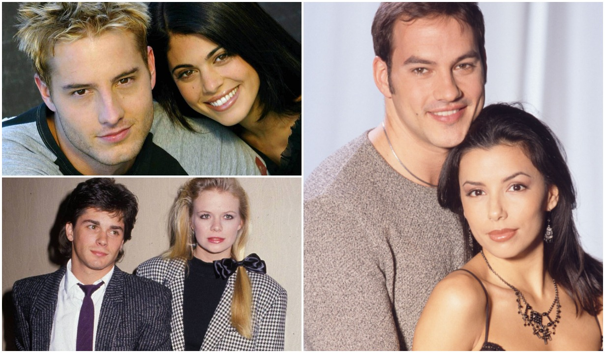 soap opera stars first wives photos