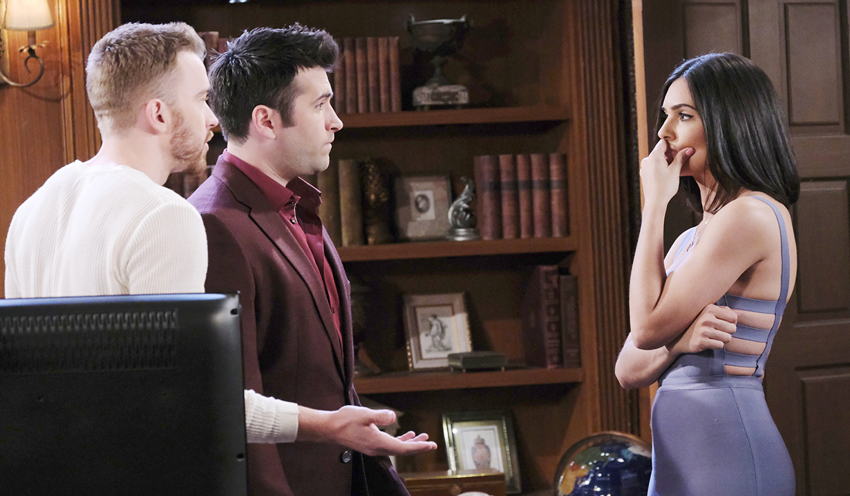 wilson asks gabi to let them take her kid out of town days of our lives