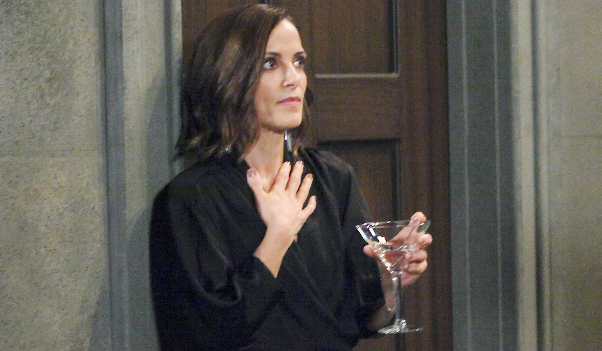 "Rebecca Budig ""General Hospital"" hayden hw"