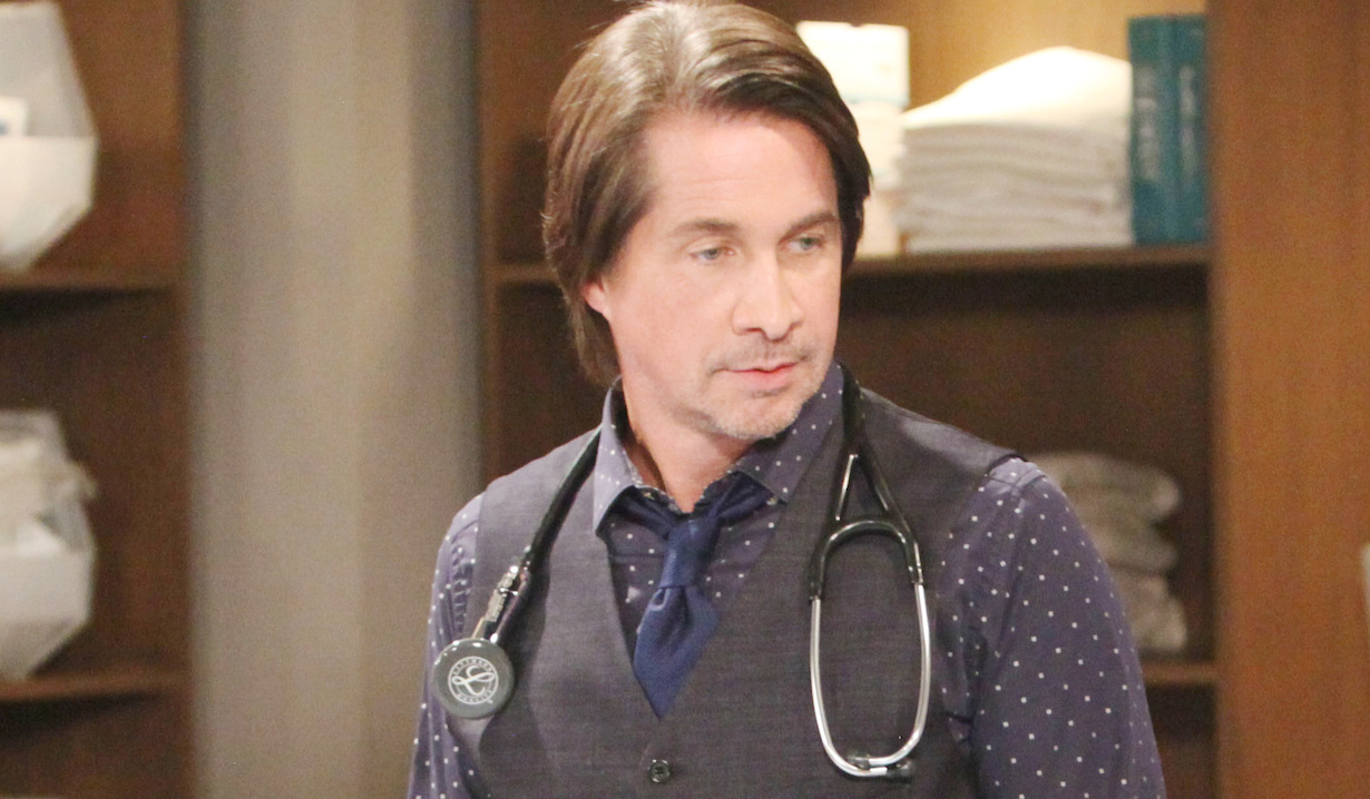 "Michael Easton ""General Hospital"" finn hw"