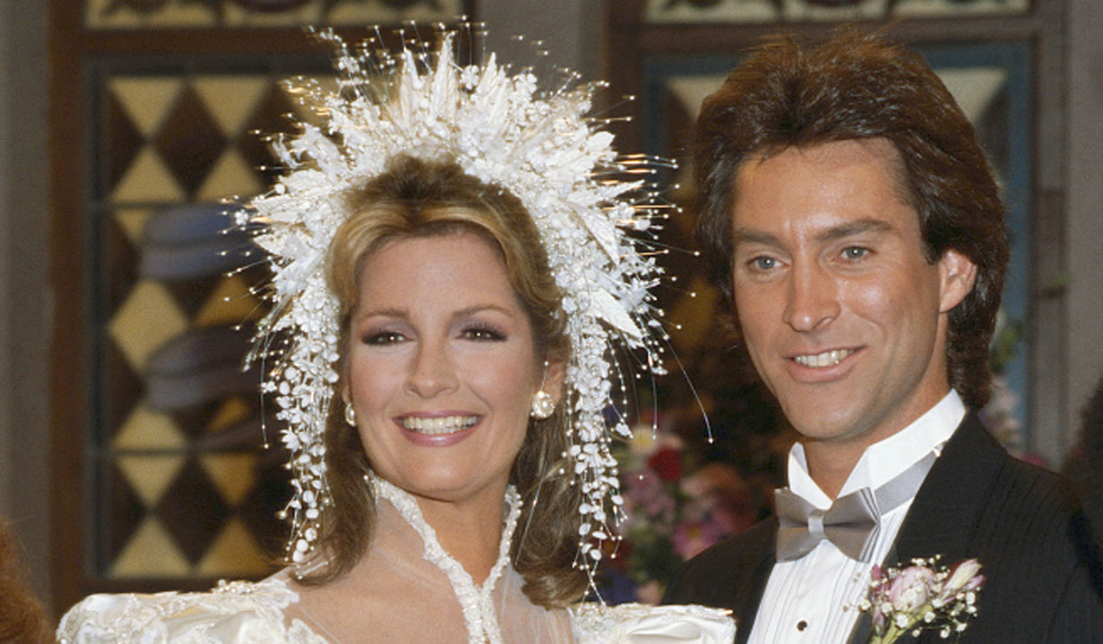 john and marlena's first wedding 1986 days