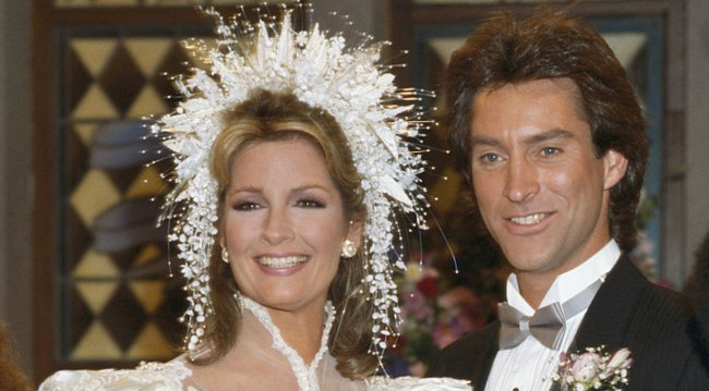 john and marlena's first wedding 1986 days