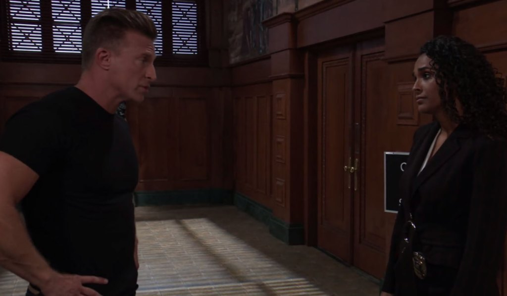 Jason hopes he and Jordan are still on the same side on GH