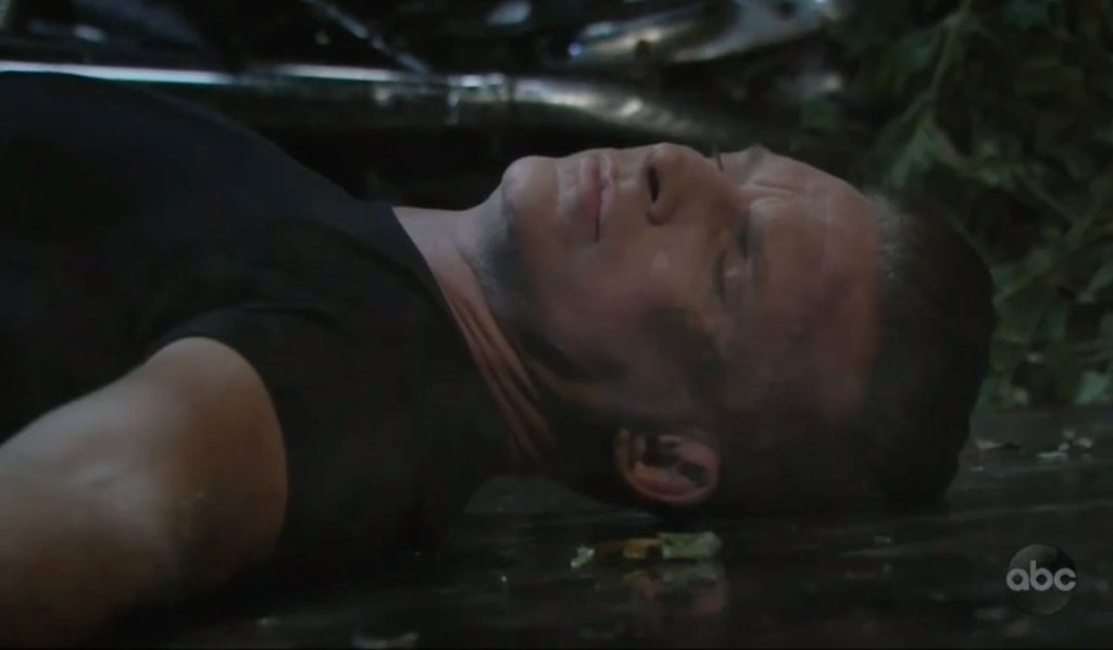 Jason's involved in an accident on GH